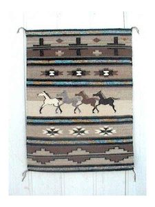 Horse Song Tapestry