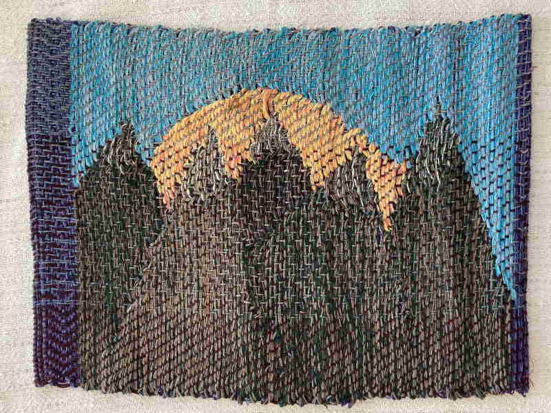 Kootenay Sun Twill Tapestry