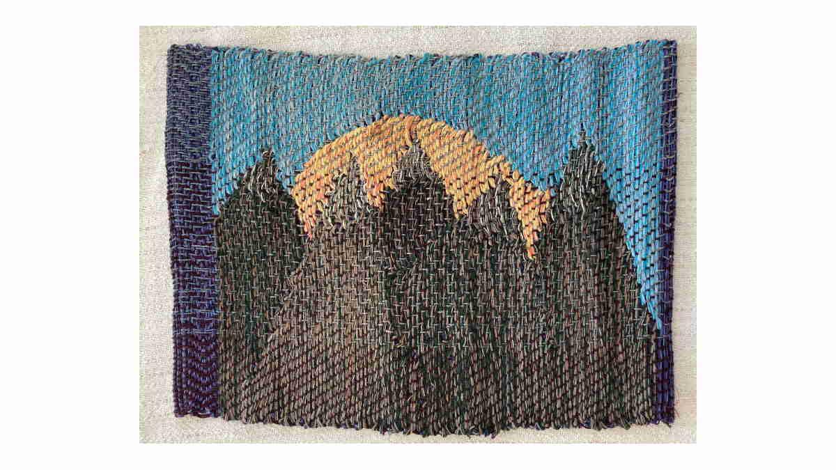 Twill Tapestry