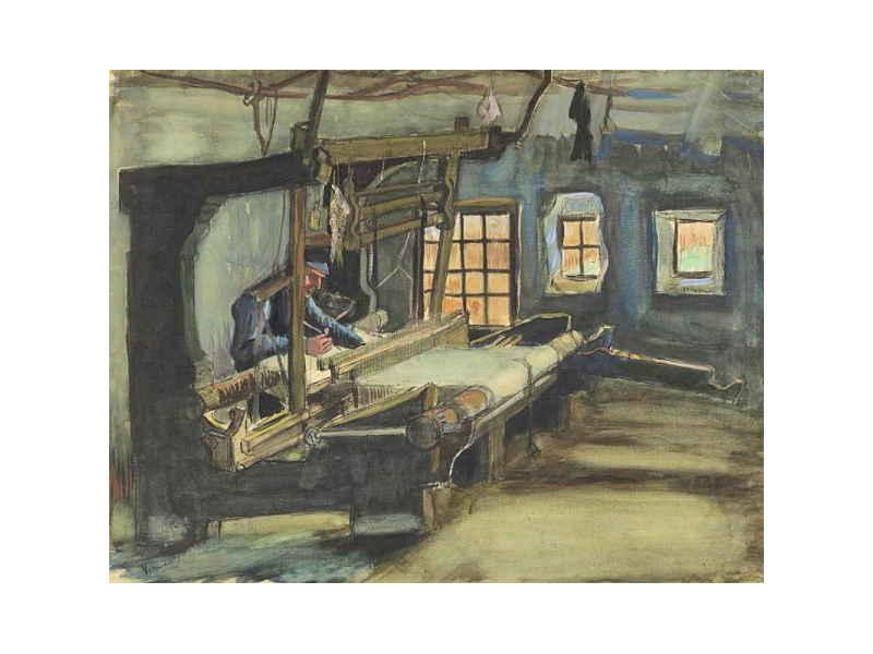 Weaver - Van Gogh