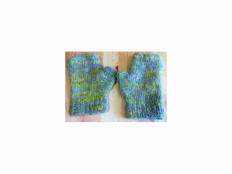 Felted Mittens