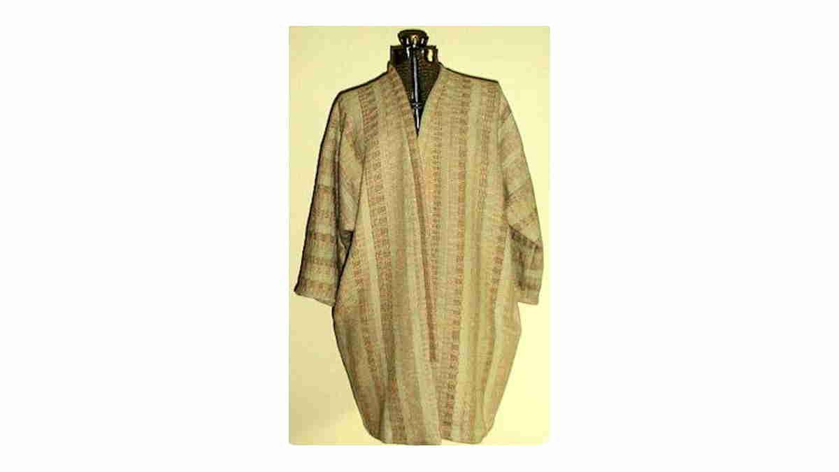 Hemp Cotton Kimono