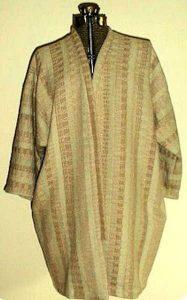 foxfibre hemp kimono