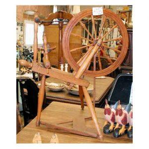 J Cook Spinning Wheel