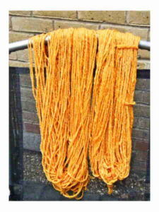 Kamala Dyed Yarn