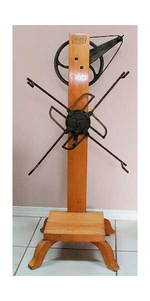 Antique Skein Winder
