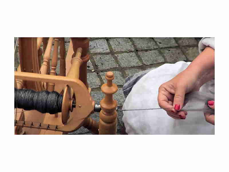 Worsted Spinning
