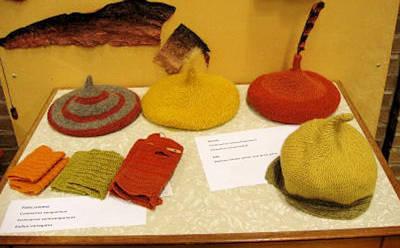 Nalbinding Hats