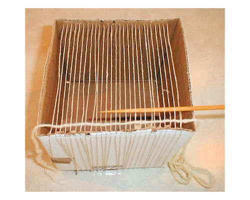 Box Loom Weaving
