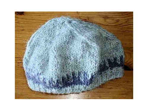 Spindle Spun Hat