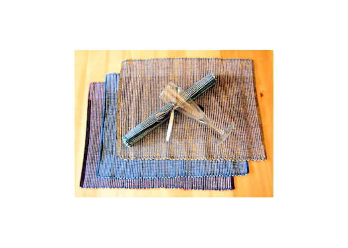 Rep Weave Placemats