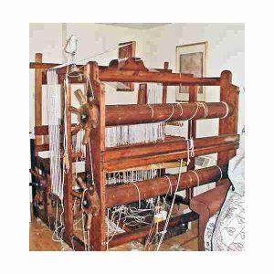 Double Beam Countermarche Loom