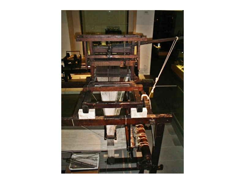 Jacquard Draw Loom