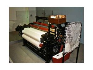 Flying Shuttle Loom