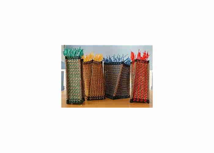 Paper Yarn Vase
