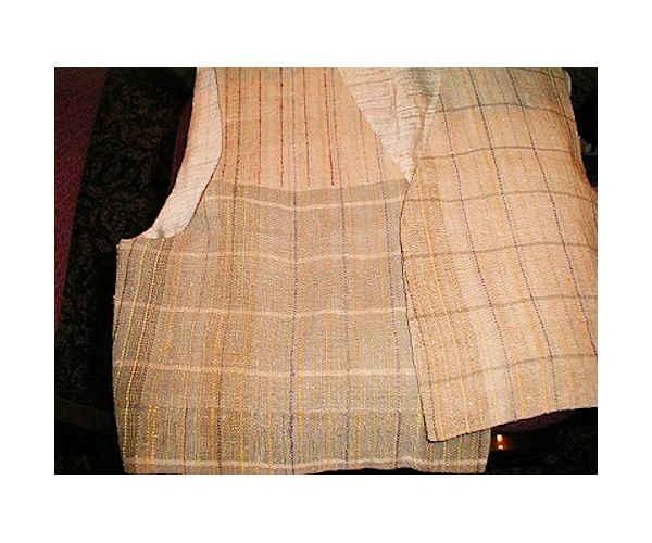 Paper Yarn Vest