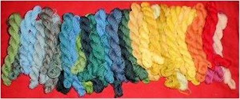 Rya Dyed Yarns