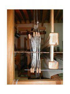 Counter balance Loom Setup