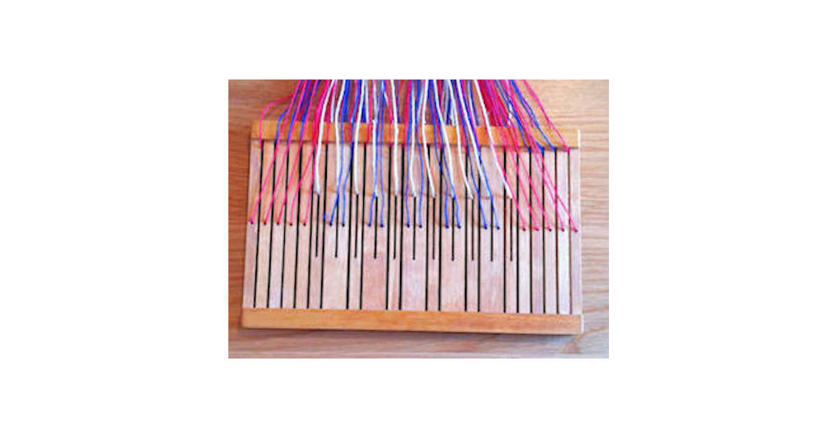 Double Slot Weaving Reed