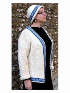 Knit Hat Cardigan