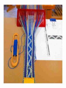 Sami Band Weaving