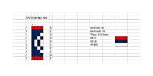 Tablet Pattern 102