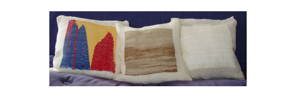 Hemp Tapestry Pillows