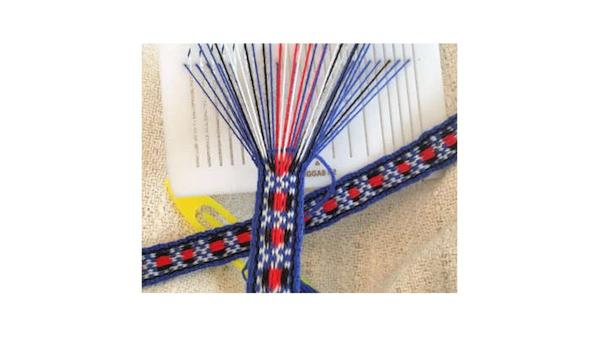 Sigga Band Weaving