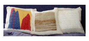 Hemp Tapestry Cushions