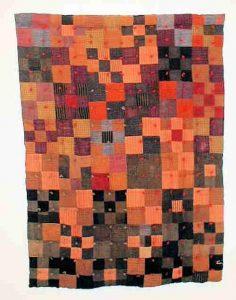 Handwoven Quilt - 1890