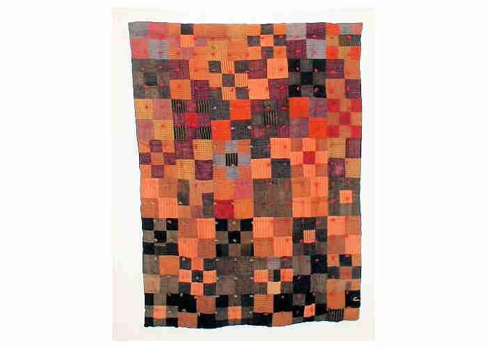 Handwoven Quilt