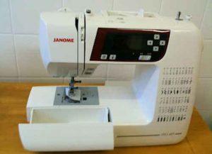 janome dxl 603