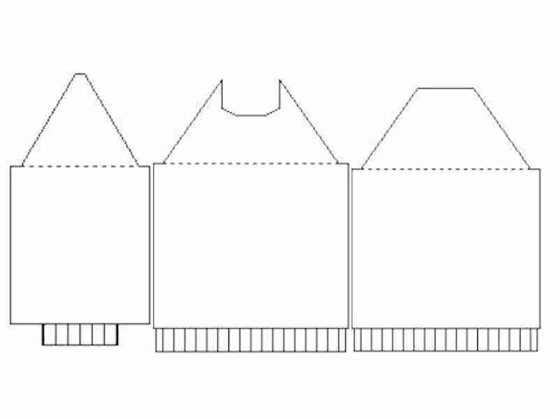 Raglan Jumper Pattern