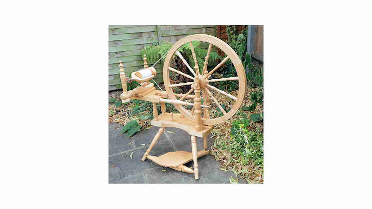 Kromski Spinning Wheel