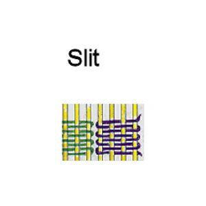Tapestry Slit