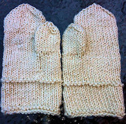 Knit Felt Knitting Pattern