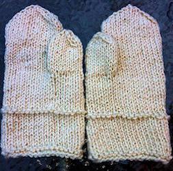 Knit Felt Knitting Pattern