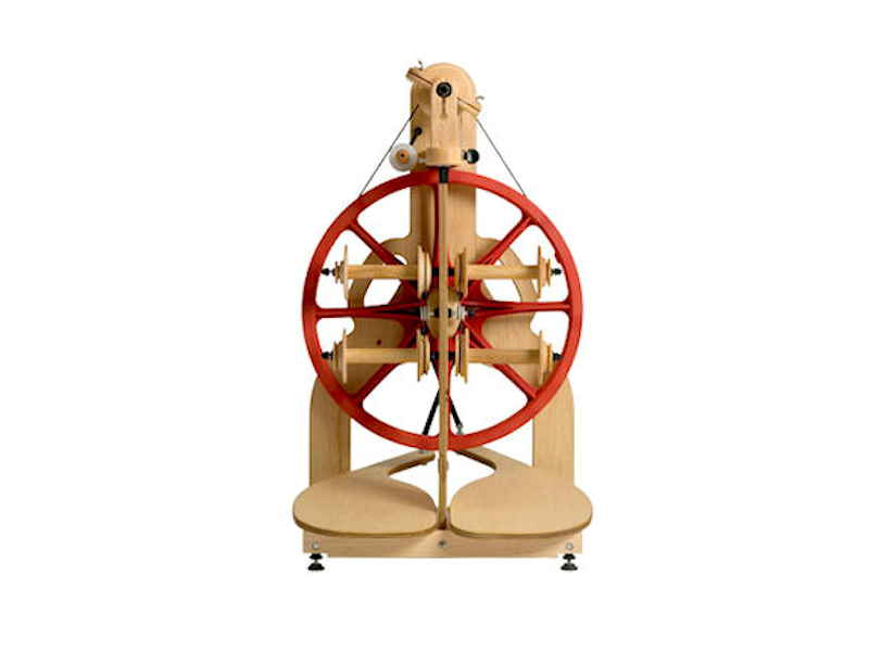 Schact Spinning Wheel