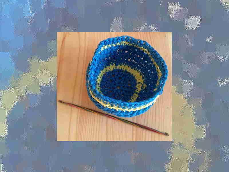 Crochet Bowel