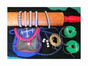 Tin Thread Bracelets Bags