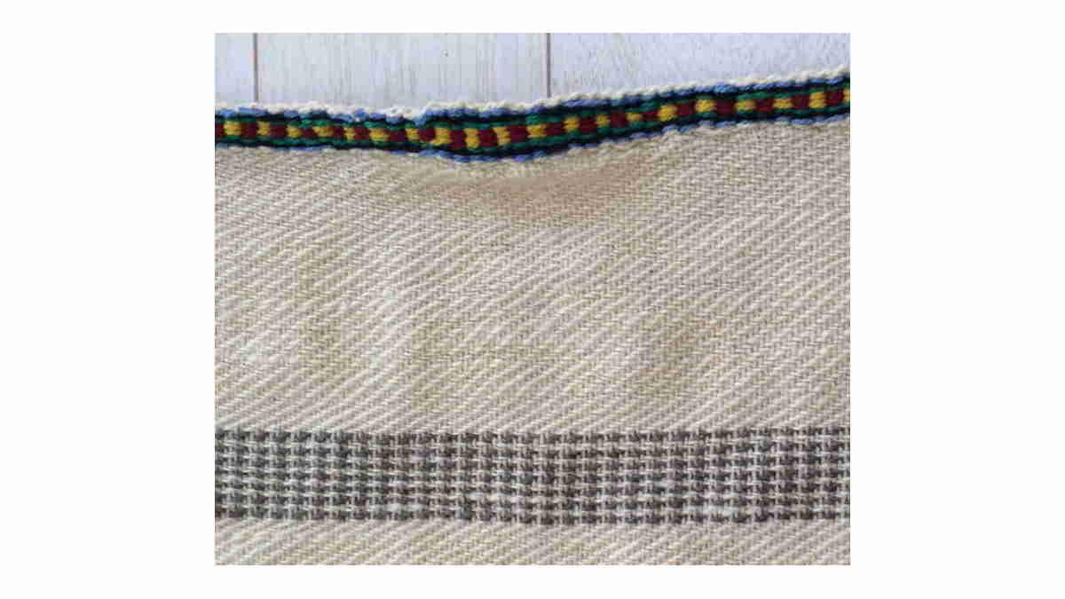 Grene Blanket Edge