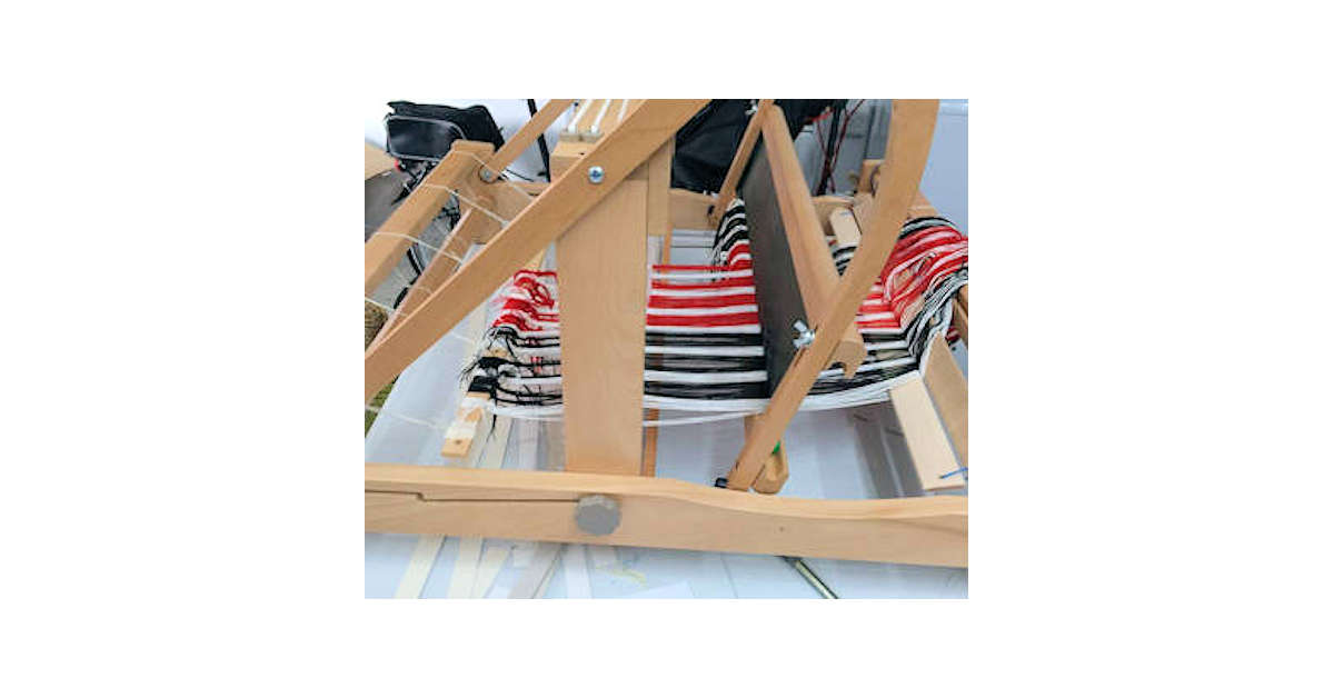Warp Table Loom