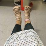 July12 Surgery Socks