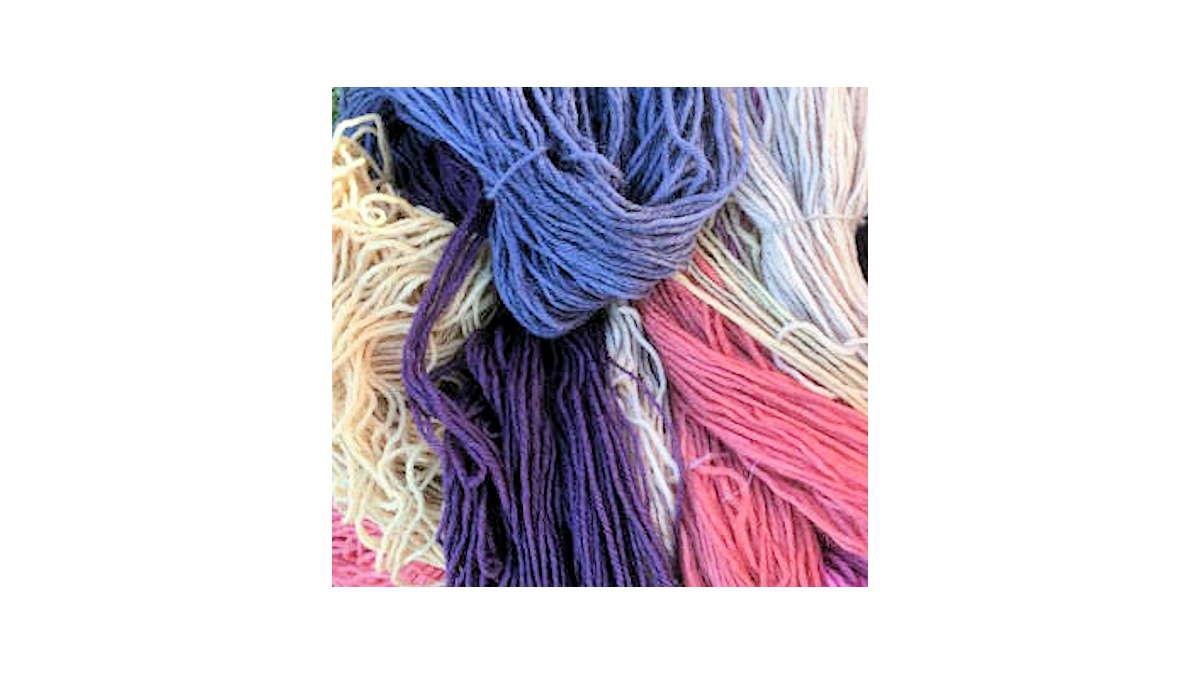 Natural Dyed Yarns