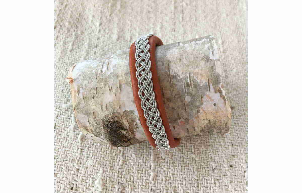 Reindeer Leather Bracelet