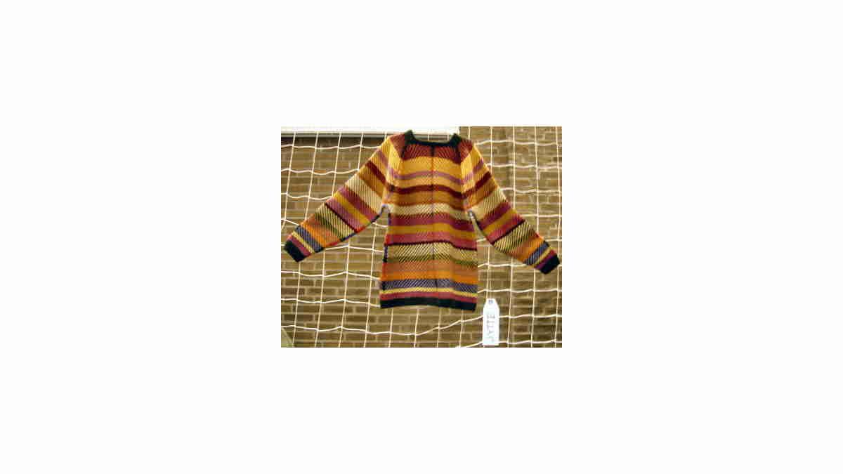 Fungi Dye Sweater