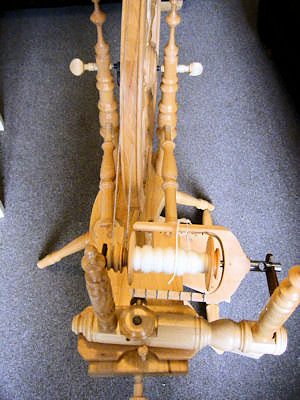 Kromski Polonaise Wheel
