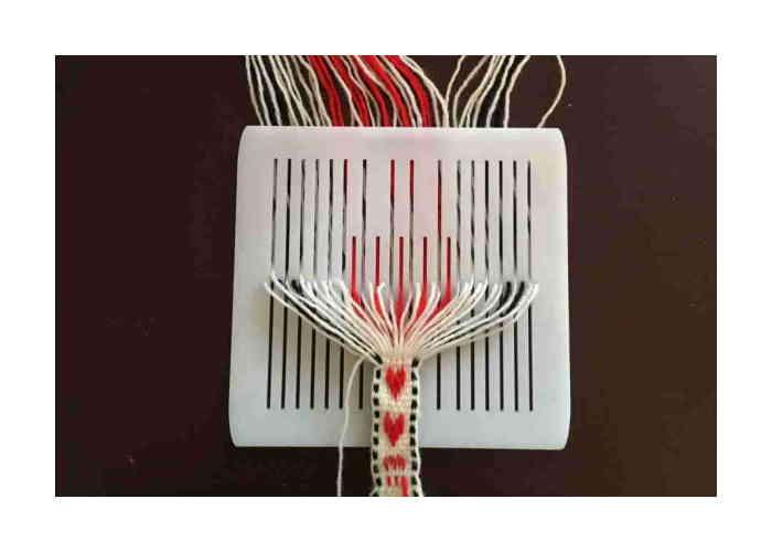 Sunna Band Weaving
