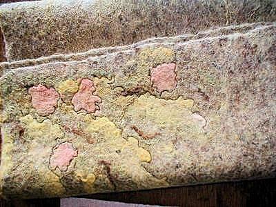 Peat Moss Felt